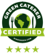 Green Restaurant Certified - 4 Stars