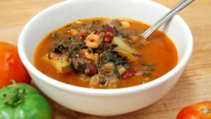 Soups and Hot Dishes