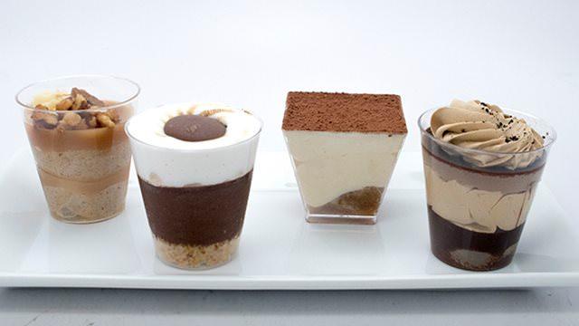 Spotlight of the Week: Premium Dessert Shots