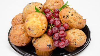 Cold Breakfast Selections - Assorted Breakfast Muffins