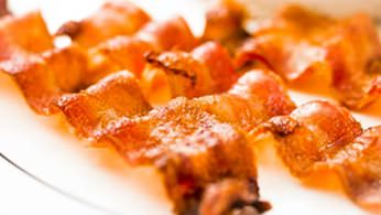 Hot Breakfast Selections - Side of Bacon or Sausage