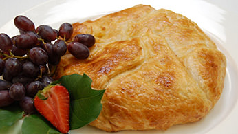 Fruits, Vegetables & Cheeses - Brie en Croute