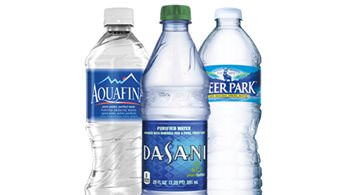 Breakfast Beverages - Bottled Water