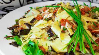 Pappardelle Pasta Salad