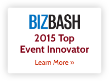 2015 BizBash Top Event Innovator. Learn More.