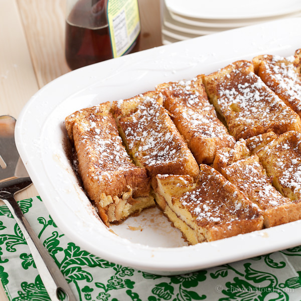 6 Creative Snacks For An Office Brunch
