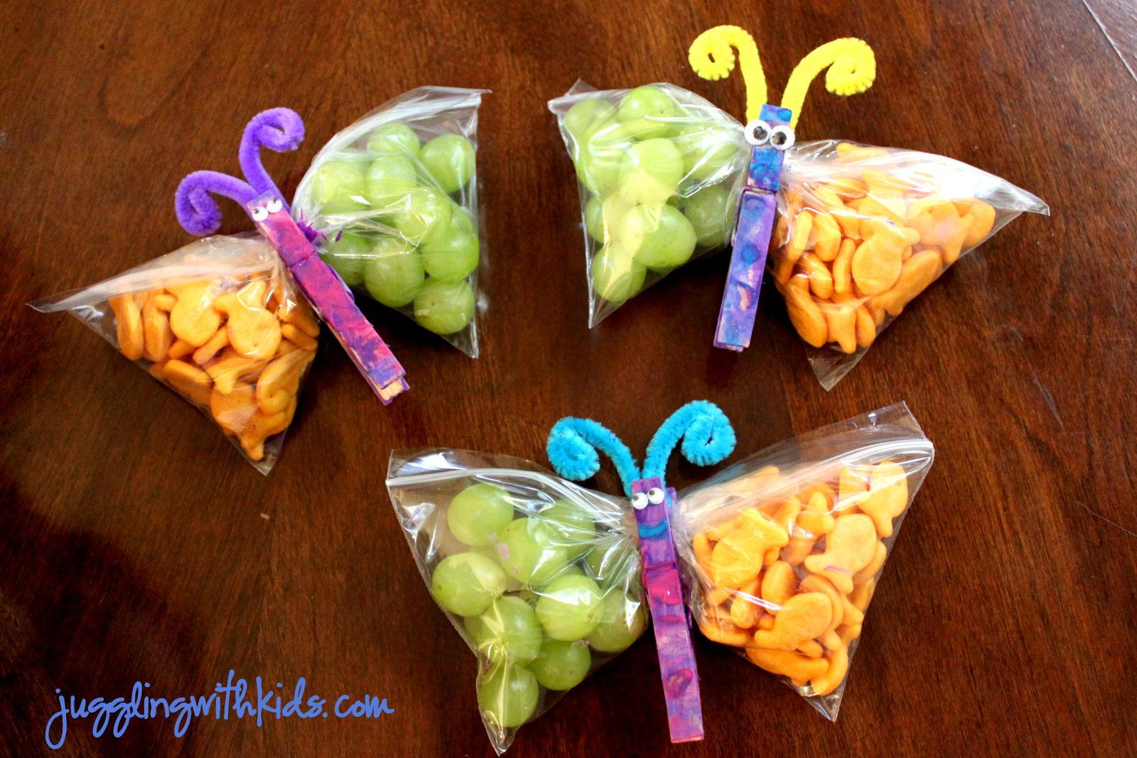 back-to-school snack ideas